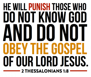 2 Thessalonians 1-8